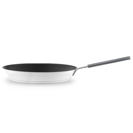Eva Solo - Gravity Frying Pan, 28 cm, grey, side view