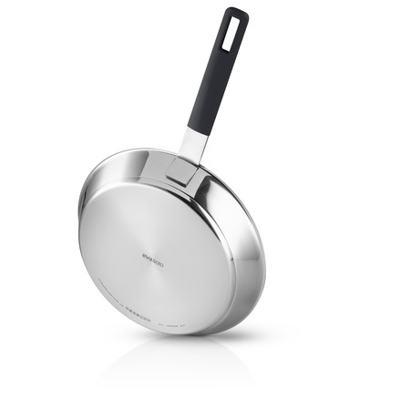 Eva Solo - Gravity Frying Pan, 28 cm, grey, from below