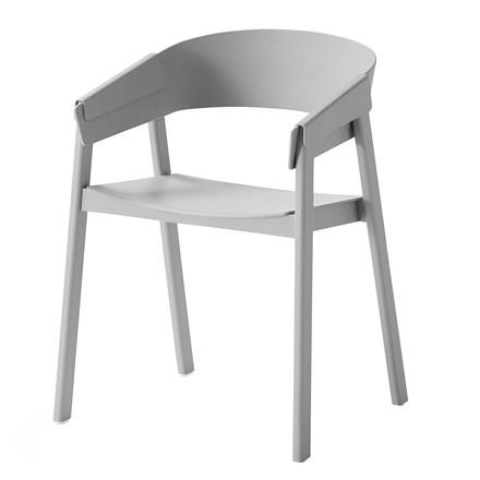 Muuto - Cover Chair, grey