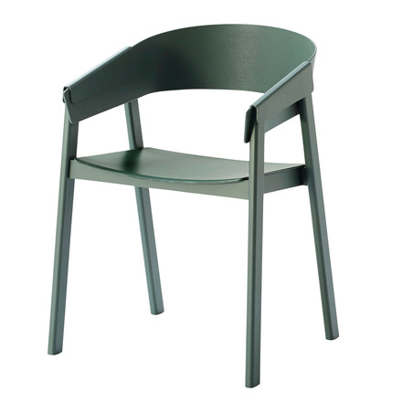 Muuto - Cover Chair, green