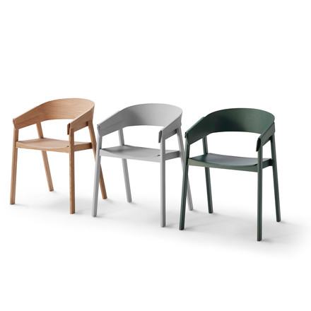 Muuto - Cover Chair, group