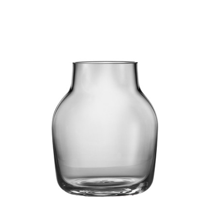 Muuto - Silent Vase, grey small