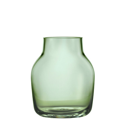 Muuto - Silent Vase, green small