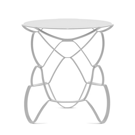 Pulpo - Loll Side Table, white