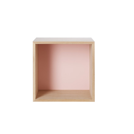 Muuto, Mini Stacked - Medium, pink