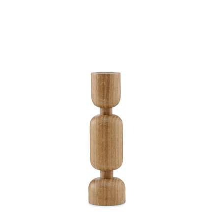 Normann Copenhagen - Lumberjack, oak wood, medium