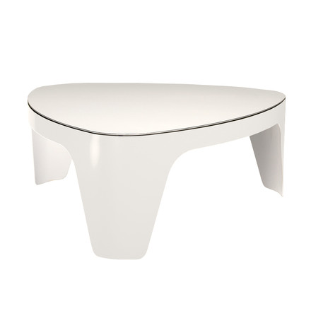 Müller Möbel - LT2 Couch table, single image, white