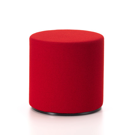 Vitra - Visiona Stool, red