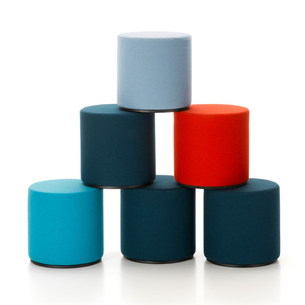 Vitra - Visiona, group stacked