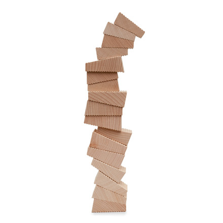 Lessing - Follies stacking game, tower