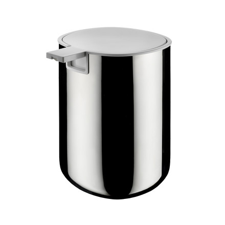 Alessi - Birillo soap dispenser PL05, stainless steel, single image