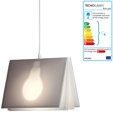 Tecnolumen - Book Light Pendant Lamp