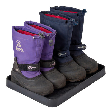 Tica Copenhagen - Shoe and Boot Tray, S, footwear - with shoes