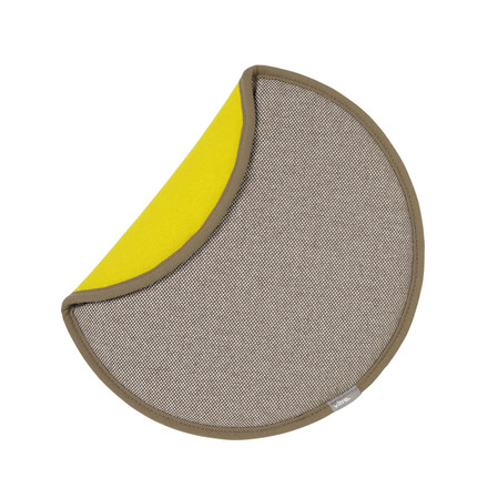Vitra - Seat Dots cushion, cream / terra