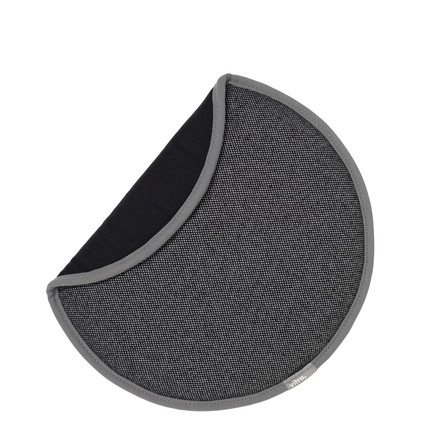 Vitra - Seat Dots, grey / black