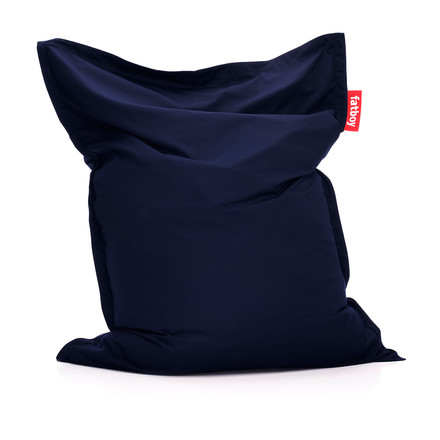 Fatboy - Original Outdoor beanbag, navy blue, single image