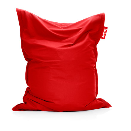 Fatboy - Original Outdoor beanbag, red cytrus, single image