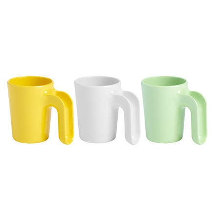 Ole Jensen - Cup II - Group, colours