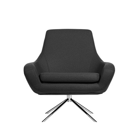 Softline - Noomi Lounge Armchair, Vision 439, single image