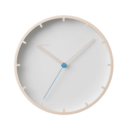 Mondo - Tick Wall Clock, beige - single image