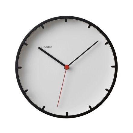 Mondo - Tick Wall Clock, black - single image