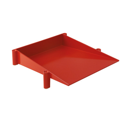 Danese Milano - Sumatra desk tray, red