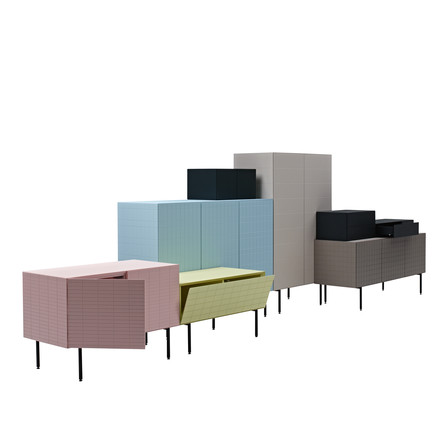 Casamania - Toshi Sideboard, feet - group