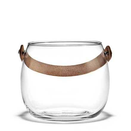 Holmegaard - Design with light glass bowl, 12 cm