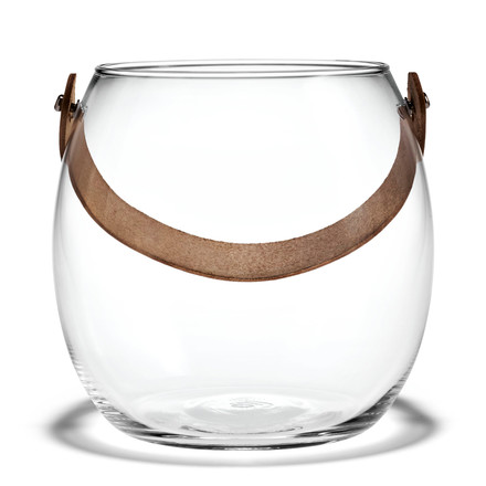 Holmegaard - Design with light glass bowl, 16 cm