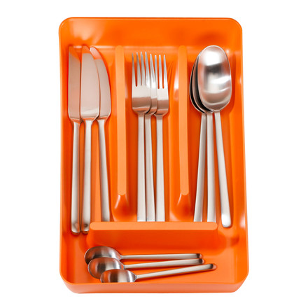 Koziol - Rio, Cutlery Tray, orange
