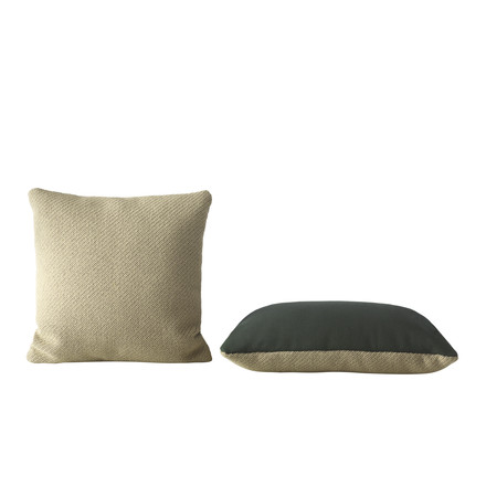 Muuto - Mingle Cushion, green - two cushions
