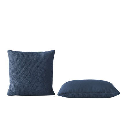 Muuto - Mingle Cushion, blue - two cushion