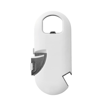 Rig-Tig by Stelton - Multi opener, white