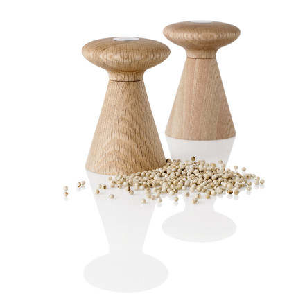 Stelton - Forest salt and pepper grinders