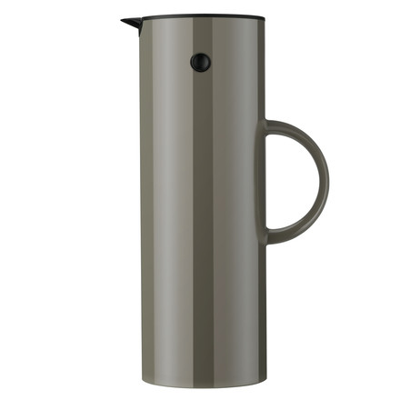 Stelton - Insulated flask coloured EM 77, copper brown, single image