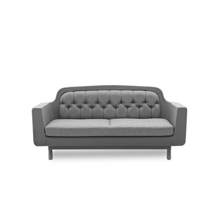 Normann Copenhagen - Uncle Sofa 2-seats, light grey