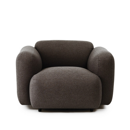 Normann Copenhagen - Swell armchair, 60004 - single image