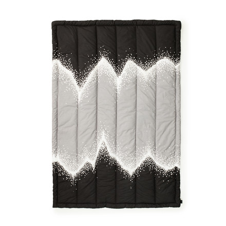Normann Copenhagen - Sprinkle Bedspread, smoke, single image