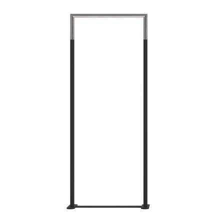 Frost - Bukto Clothes, hat stand, 600x1500, black