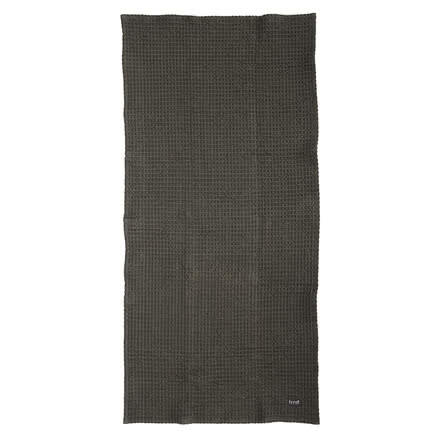 Ferm Living - Bath towel, grey, 70x140