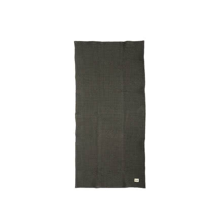 Ferm Living - Towel, grey, 50x100
