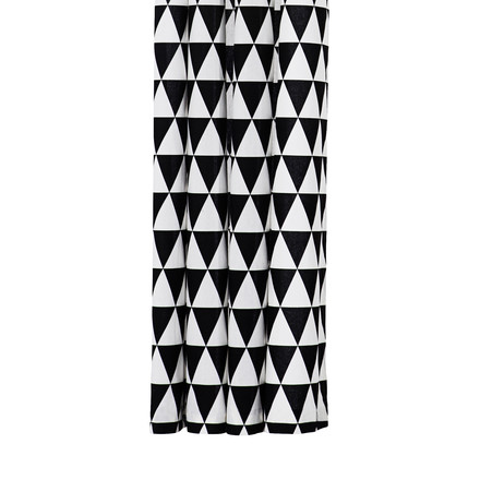Ferm Living - Shower Curtain, Triangle