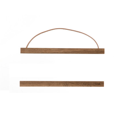 Ferm Living - Wooden Frames, Smoked Oak, small