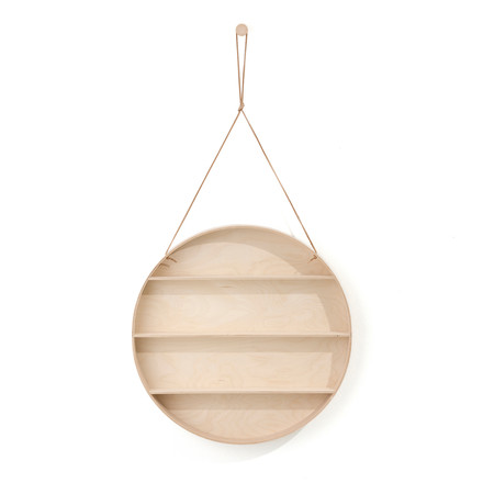 Ferm Living - The Round Dorm, hanging shelf