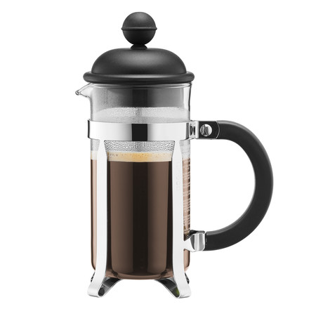 Bodum - Caffettiera 1 l, black, single image