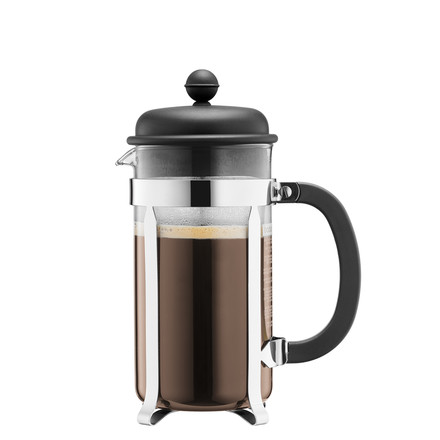 Bodum - Caffettiera, 0.35 l, black, single image