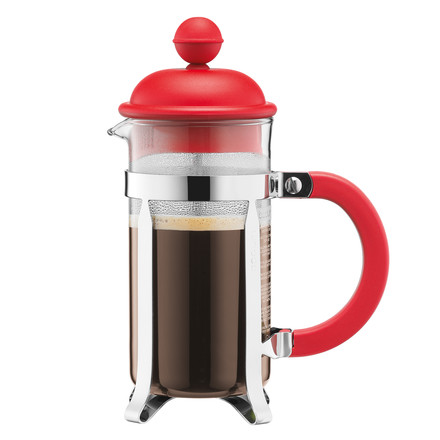 Bodum - Caffettiera 1 l, red