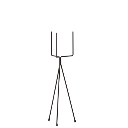 Plant Stand Small by ferm Living in Black