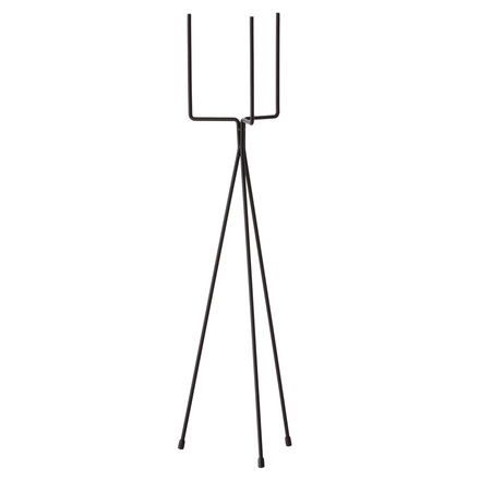 Plant Stand Large by ferm Living in Black
