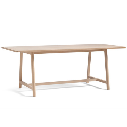 Frame table by hay for Dining table frame design